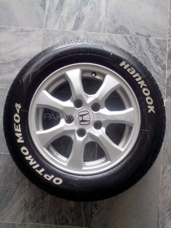 Alloy Rims in Reasonable Price Image-1