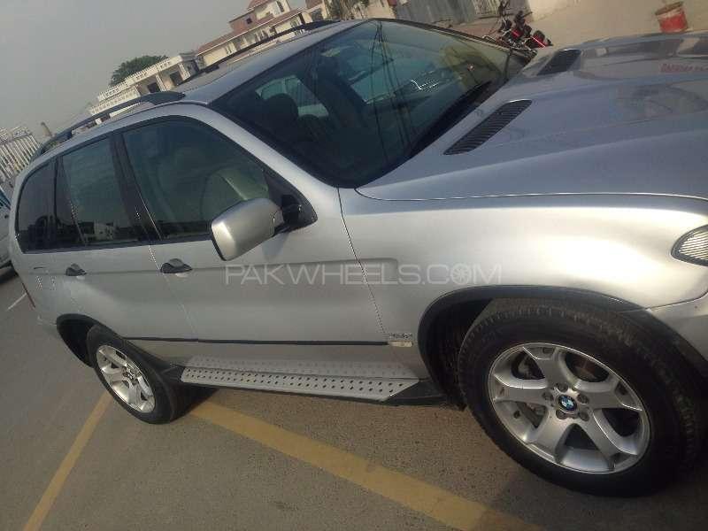 BMW X5 Series xDrive30d 2006 Image-1