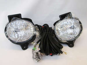 Hilux Double Cabin Fog Lamp DLAA - TYP517-P in Lahore