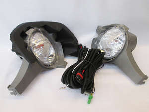 Hilux Single Cabin Fog Lamp DLAA - TY013-P in Lahore