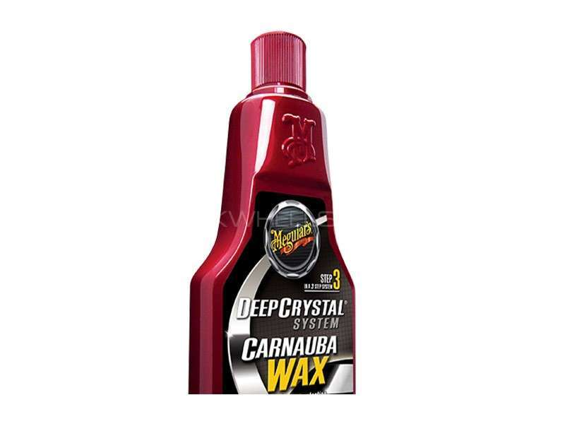 Meguiar's Deep Crystal Carnauba Liquid Wax 473ml - A2216 Image-1