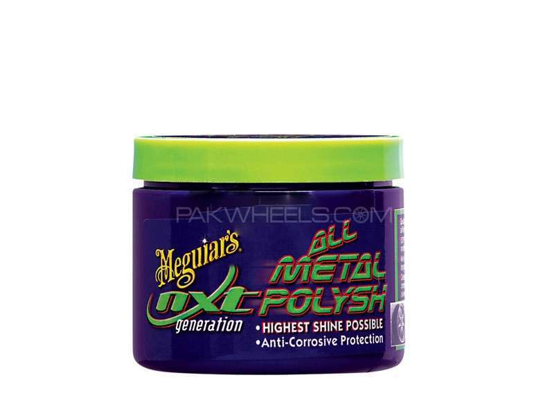 Meguiar's All Metal Polysh 148ml - G13005 Image-1