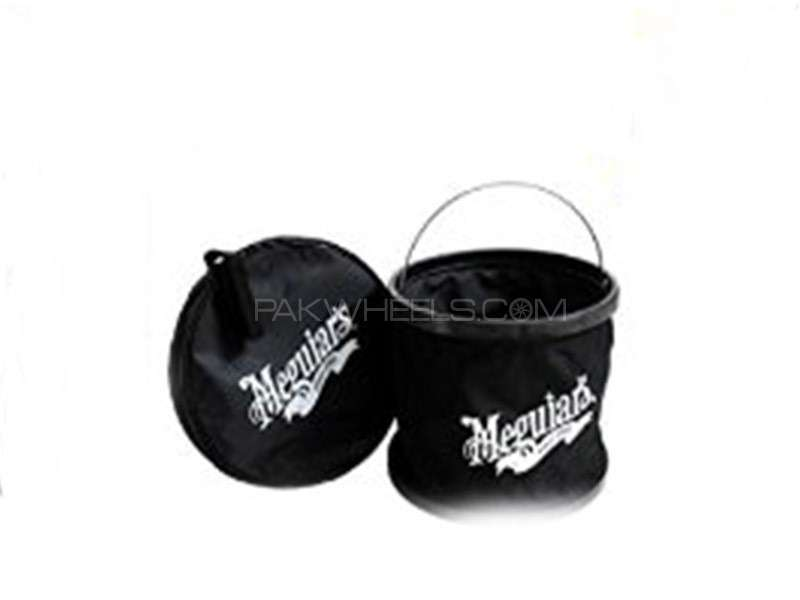 Meguiar's Foldable Bucket 9 Litre - ST080 Image-1