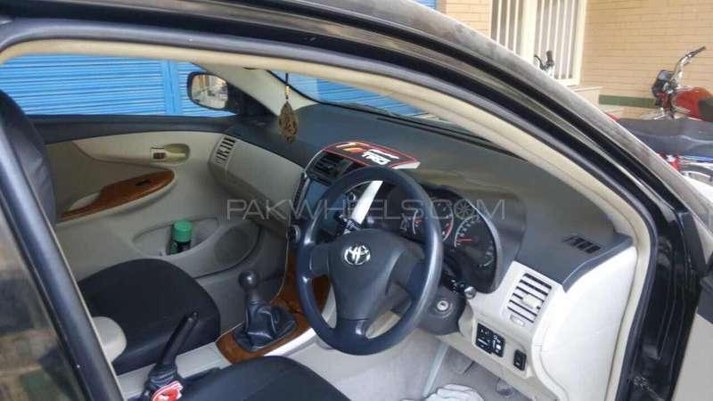 Toyota Corolla GLi 1.3 VVTi 2011 Image-13