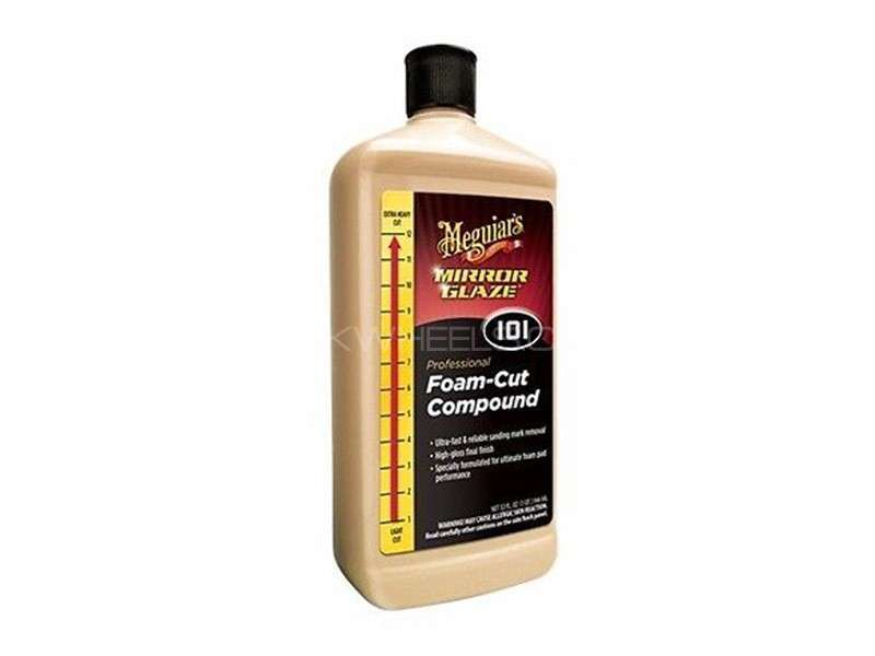 Meguiars's Foam Cut Compound 945ml - M10132EU in Lahore