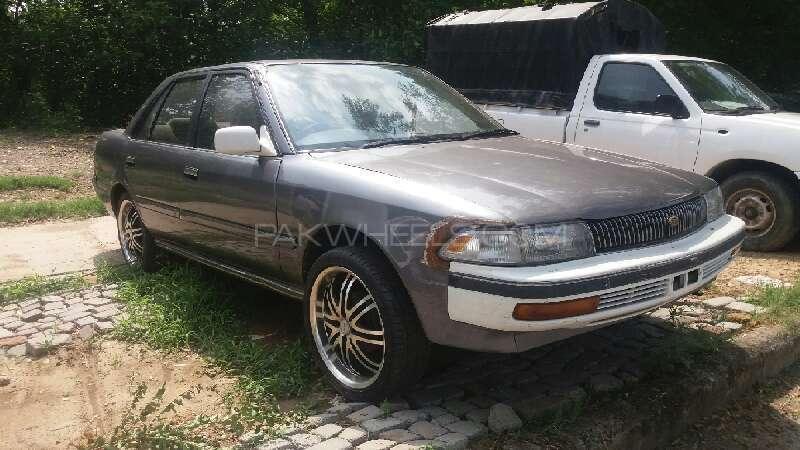 Toyota Corona EX Saloon 1992 Image-1