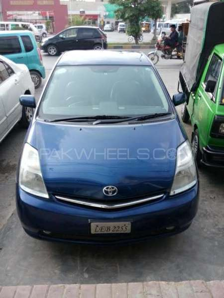 Toyota Prius EX 1.5 2006 Image-1