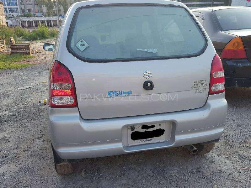 Suzuki Alto VXR (CNG) 2008 Image-6