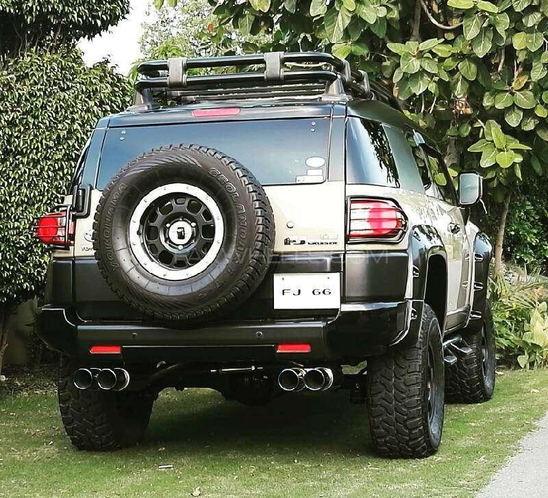 2013 Toyota Fj Cruiser Transmission: Used Toyota Fj Cruiser For Sale At Carigar Car Care Lahore