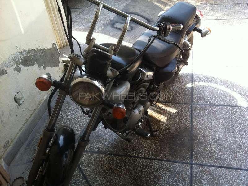 Yamaha Virago 250 2001 Image-1