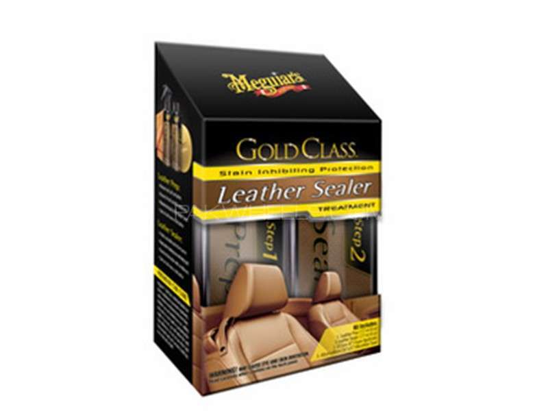 Meguiar's Gold Class Leather Sealer System - G3800 in Lahore