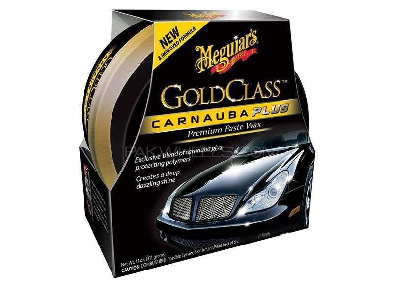 Meguiar's Gold Class Paste Wax 311gm - G7014EU Image-1