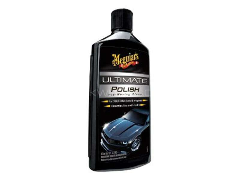 Meguiar's Ultimate Polish 473 ml - G19216 Image-1