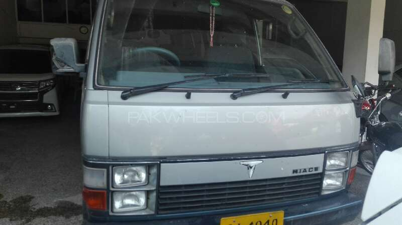 Toyota Hiace DX 1987 Image-1