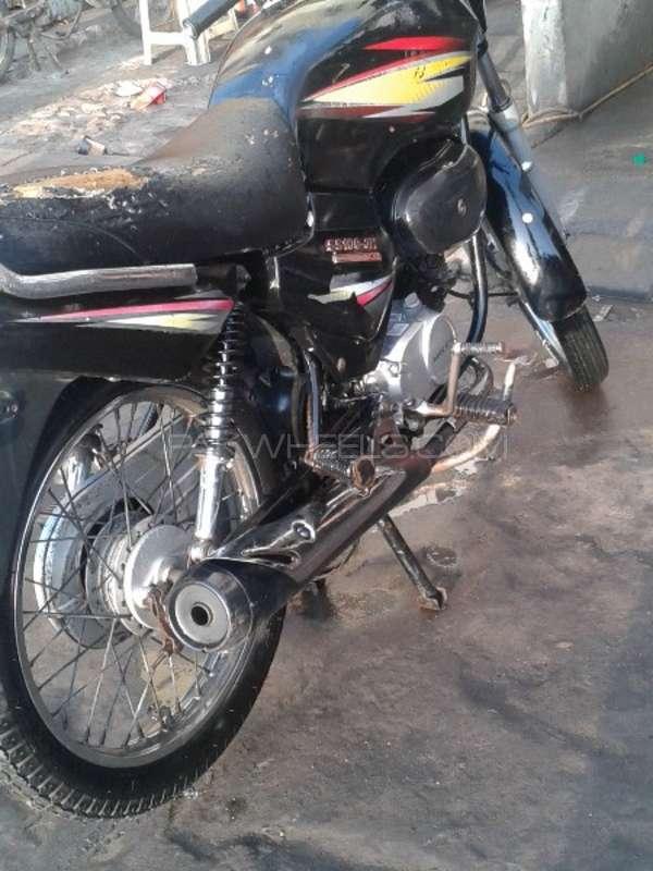 Super Star 100 cc 2009 Image-1