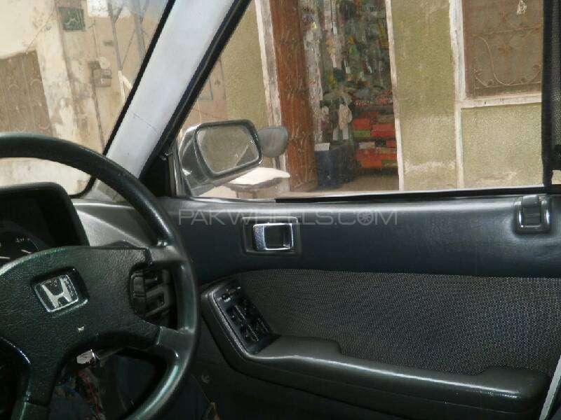 Honda Accord 1989 Image-4