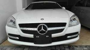 Mercedes Benz SLK Class SLK200 2012 for Sale in Lahore