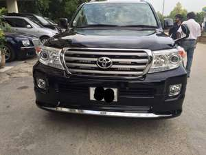Toyota Land Cruiser AX G 60th Black Leather Selection 2011 for Sale in Rawalpindi