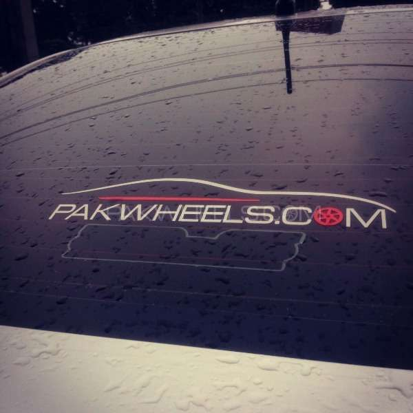 PakWheels Stickers - Pack of 5 Image-1