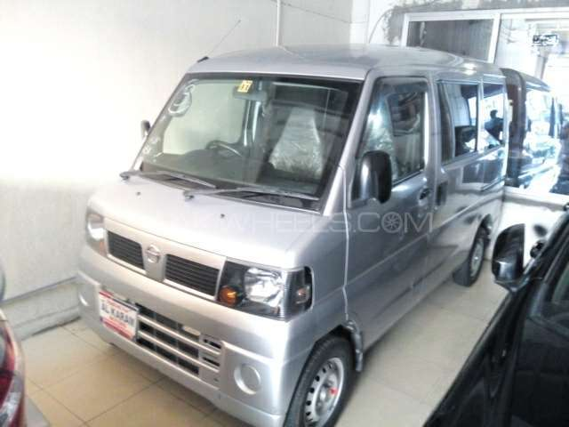 Nissan Clipper G Four 2011 Image-1
