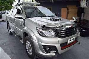 Toyota Hilux Vigo Champ G 2012 for Sale in Karachi