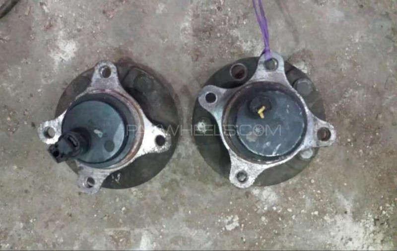 Toyota mark x back wheel baring Image-1
