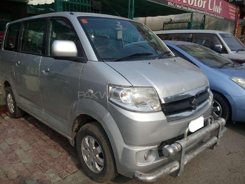 Suzuki APV 2007 Cars for sale in Pakistan | PakWheels