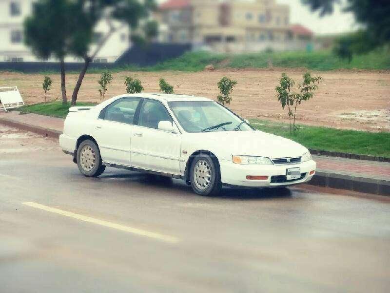 Honda accord ex 1996 for sale in rawalpindi pakwheels for Used car commercial 1996 honda accord