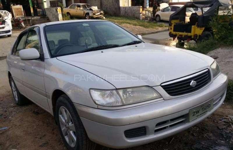 Toyota Corona 2000 Image-1