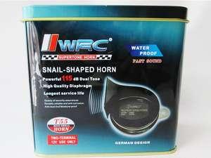 WRC Snail Horn in Lahore