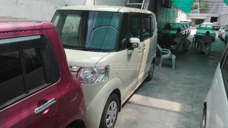Honda N Box G 2013 Image-1