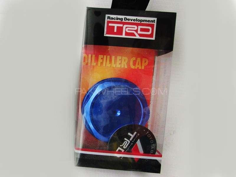 TRD Oil Cap Image-1