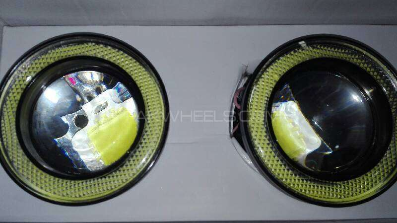 Fog Lamps With Audi Ring Image-1