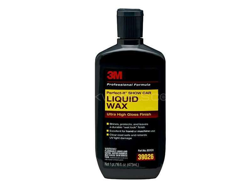 3M™  Perfect-it Show Car Liquid Wax Image-1