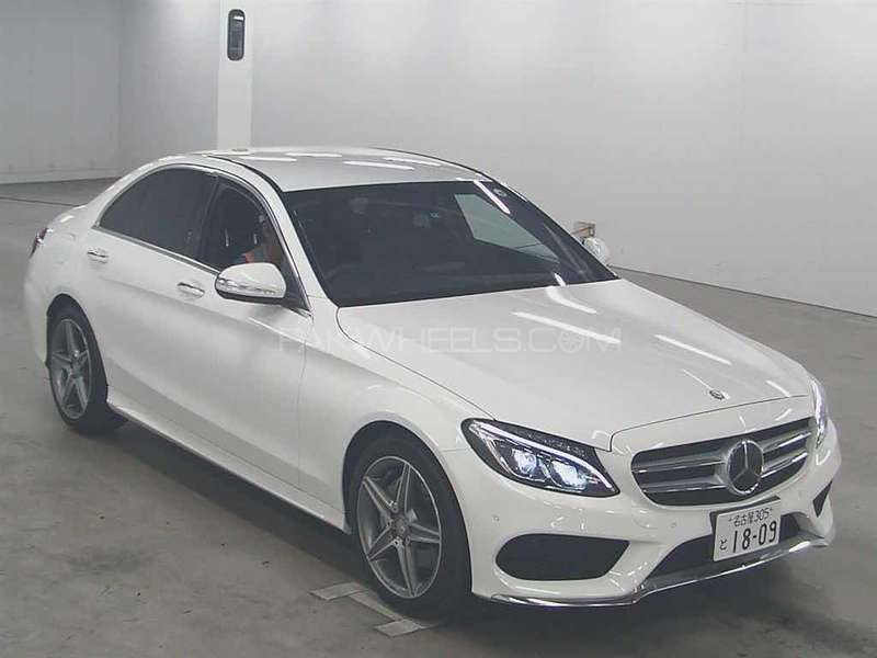mercedes benz c class c180 amg 2014 for sale in lahore