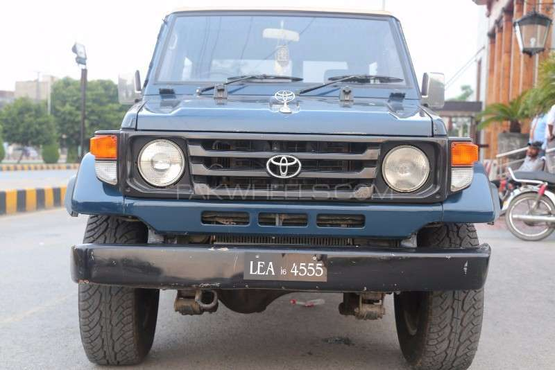Toyota Land Cruiser Rkr 1988 For Sale In Lahore Pakwheels