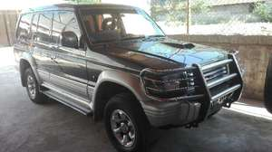 Mitsubishi Pajero Exceed 2.8D 1993 for Sale in Rawalpindi
