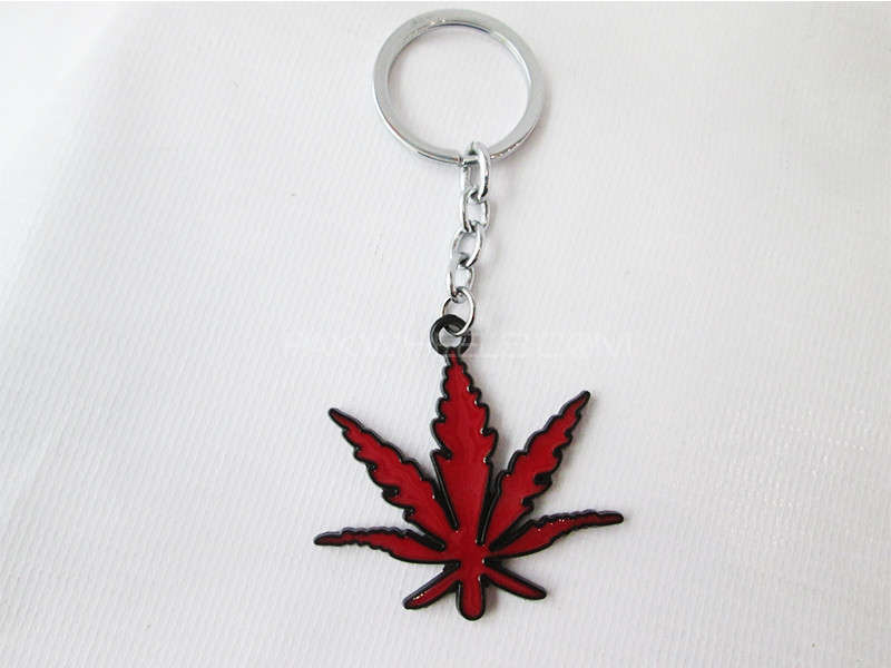 Key Chain - Leaf  Image-1