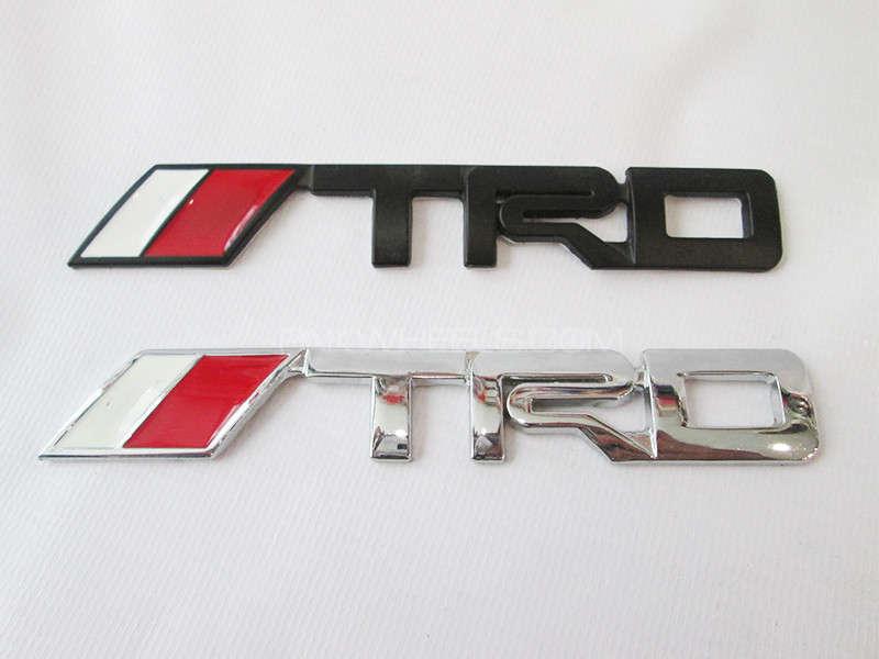 Emblem - TRD  Image-1