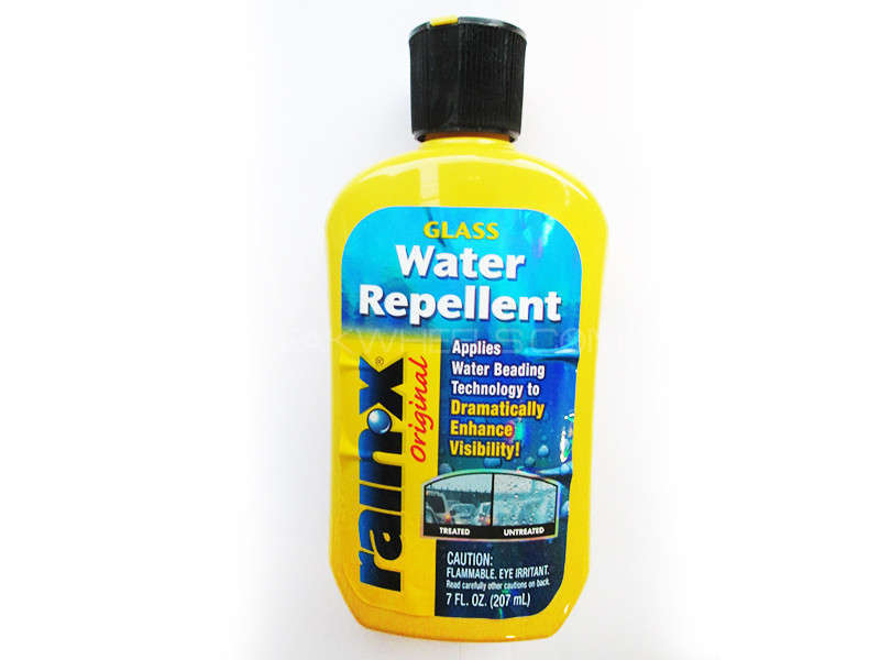 Rain-X Glass Water Repellent 207ML Image-1