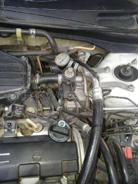 Landirenzo orig CNG kit with 60kg cylinder Image-1