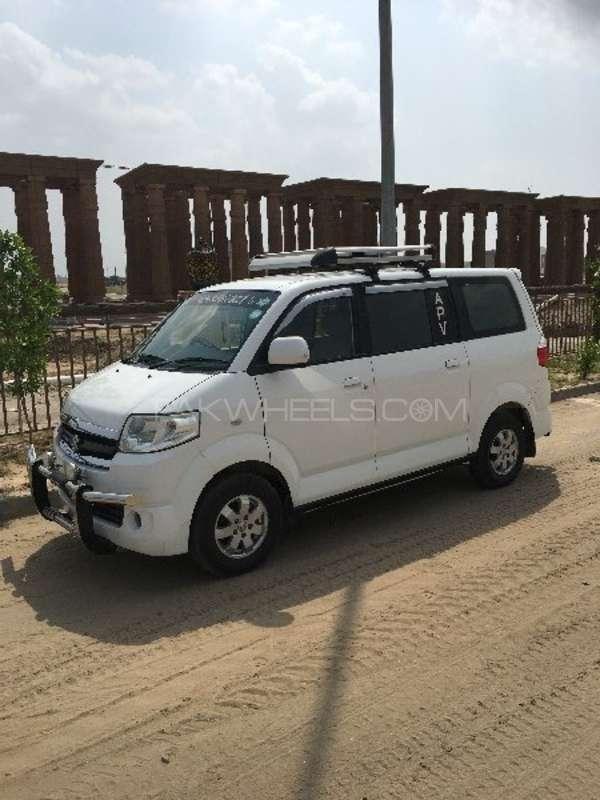 Suzuki APV GLX (CNG) 2011 Image-1