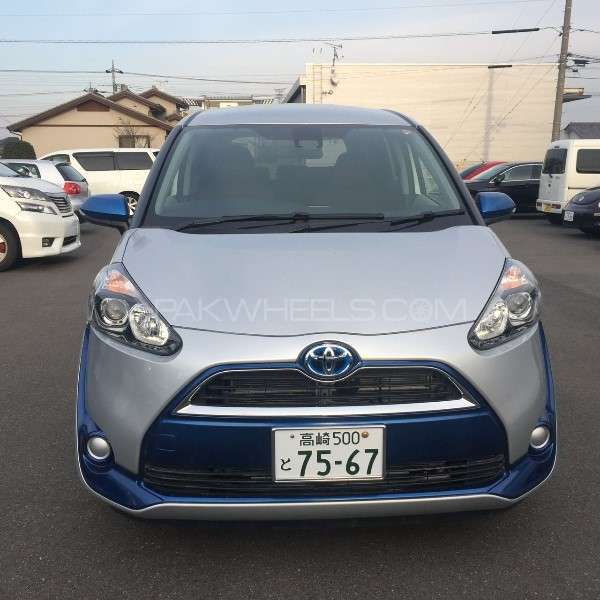 Toyota Sienta X LIMITED 2015 Image-1
