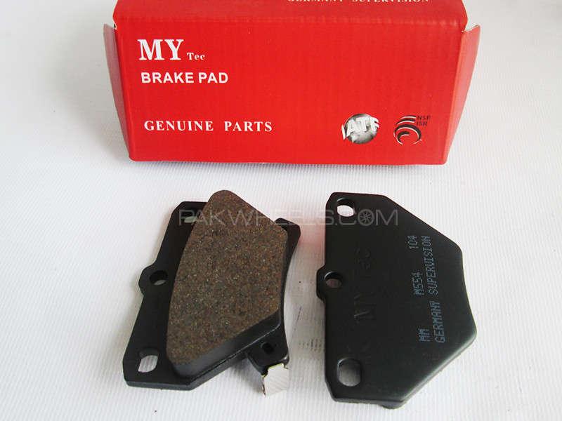Rear Brake Pad Corrola ALTIS - M554 - 2002-2008 Image-1