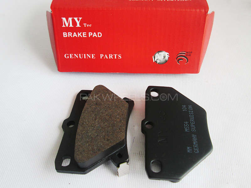 Rear Brake Pad Corolla ALTIS Saloon E12T- M554 - 2002-2008 Image-1