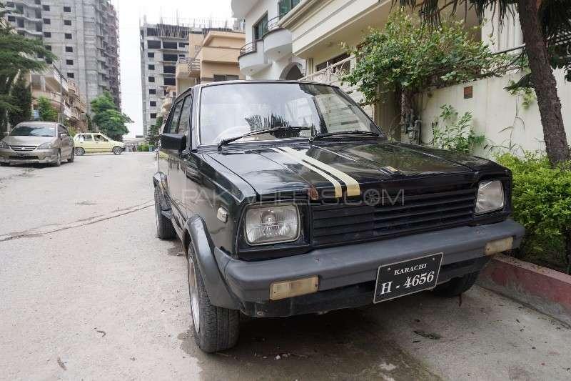 Suzuki FX 1986 Image-2