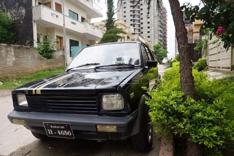 Suzuki FX 1986 Image-3