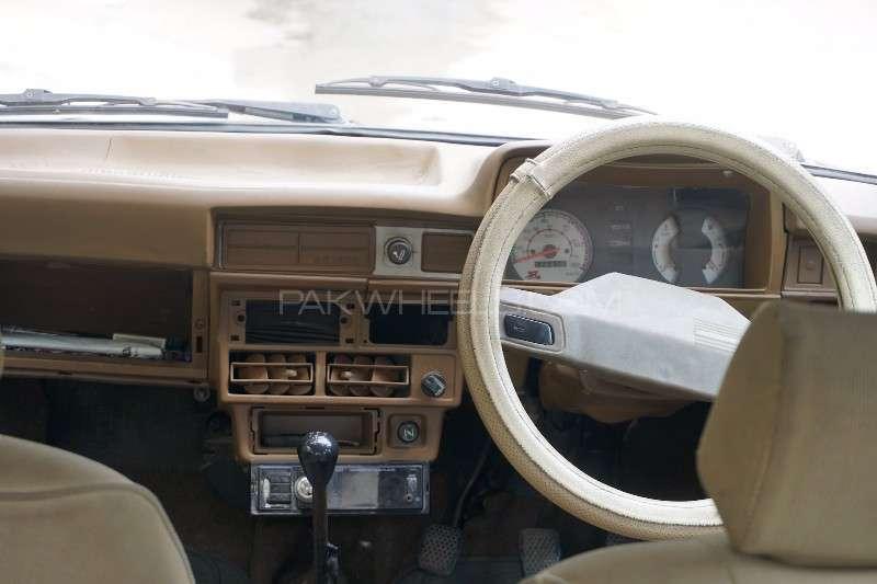 Suzuki FX 1986 Image-9