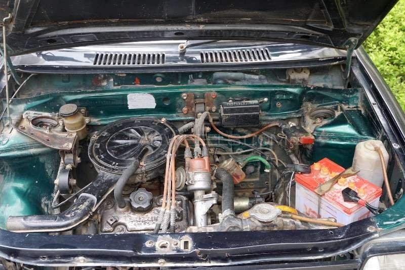 Suzuki FX 1986 Image-10