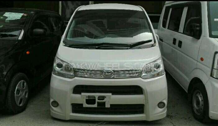 Daihatsu Move Custom X Limited 2012 Image-1